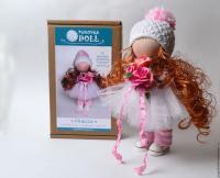 Наборы для шитья куклы