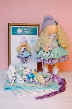 Лиза Набор для шитья куклы   Рост готовой куклы 35 см