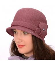 Шляпа Д-652/3 Пыльная роза