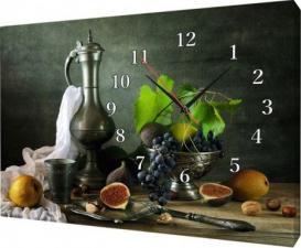 Часы на холсте 30Х40