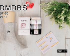 DMDBS женские носки в подарочной упаковке с мылом BF-65